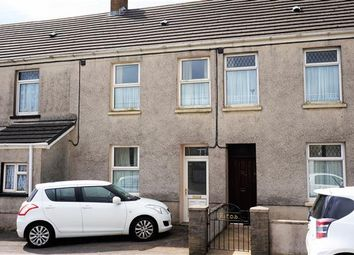 Thumbnail 3 bed terraced house to rent in Sunny Hill, Heol Y Banc, Bancffosfelen, Llanelli