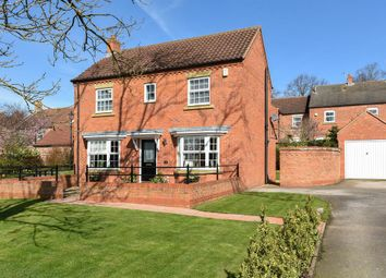 Thumbnail 4 bedroom detached house for sale in Copperclay Walk, Easingwold, York