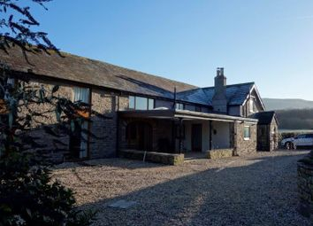 Thumbnail 4 bed detached house for sale in Castle Road, Llangynidr, Crickhowell