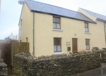 Thumbnail Semi-detached house for sale in St. Florence, Tenby