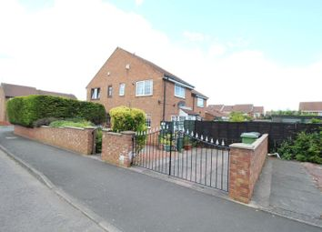 Thumbnail 1 bed semi-detached house for sale in Cook Close, South Shields
