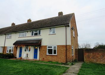Thumbnail 3 bed end terrace house for sale in Willow Road, Ambrosden, Bicester