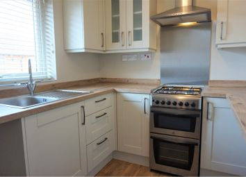 Thumbnail 1 bed flat to rent in Moncrieff Close, Cambridge
