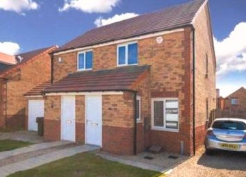Thumbnail 2 bedroom semi-detached house for sale in Middlebeck Close, Middlesbrough