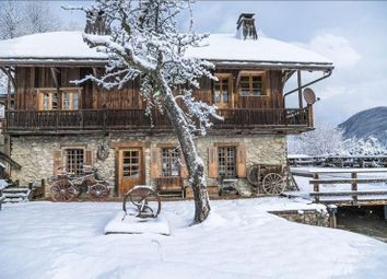 Thumbnail 4 bed apartment for sale in St Gervais Les Bains, Haute Savoie