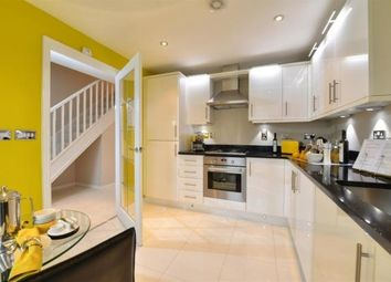 Thumbnail 3 bed semi-detached house to rent in Barnaby Road, Rugby