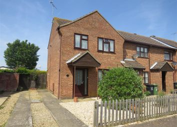 Thumbnail 3 bed end terrace house for sale in Jennings Close, Heacham, King's Lynn