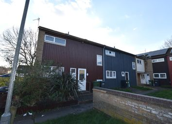 Thumbnail 3 bed end terrace house for sale in Saltmarsh, Peterborough