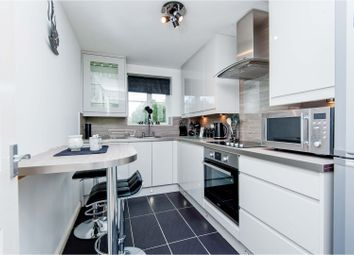 Thumbnail 2 bed flat for sale in John William Close, Grays