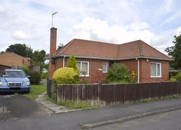 Thumbnail 2 bedroom detached bungalow for sale in Brenden Avenue, Somercotes, Alfreton