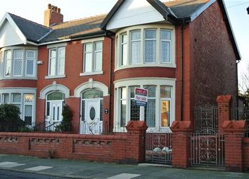 Thumbnail 3 bedroom semi-detached house for sale in Broadway, Blackpool