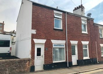 Thumbnail 2 bed end terrace house for sale in Wonford Street, Exeter