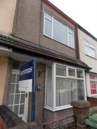 Thumbnail 2 bed terraced house to rent in Douglas Road, Cleethorpes, Lincolnshire