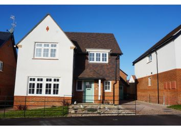 Thumbnail 4 bedroom detached house for sale in Newlands Avenue, Waterlooville