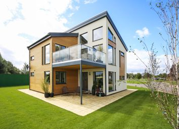 Thumbnail 4 bed detached house for sale in Cotswold Water Park, Cerney Wick, Cirencester