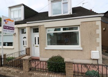 Thumbnail 2 bedroom semi-detached house for sale in Jerviston Street, New Stevenston
