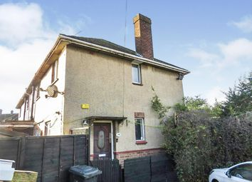 Thumbnail 3 bed semi-detached house for sale in St. Andrews Crescent, Wellingborough