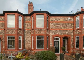 Thumbnail 4 bed terraced house for sale in Cedar Road, Hale, Altrincham