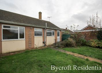 Thumbnail 2 bed detached bungalow for sale in Vine Close, Hemsby, Great Yarmouth