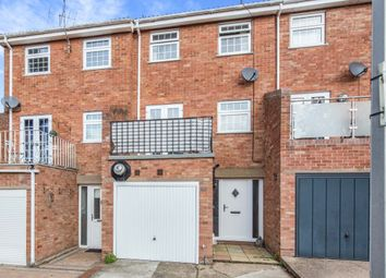 Thumbnail 4 bed terraced house for sale in Bury St. Edmunds, Suffolk, Uk