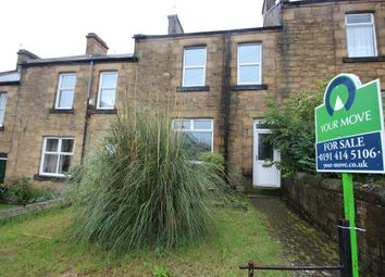 Thumbnail 3 bedroom terraced house for sale in West View, Blaydon-On-Tyne