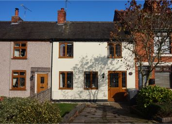 Thumbnail 3 bed terraced house for sale in Oldbury Road, Hartshill