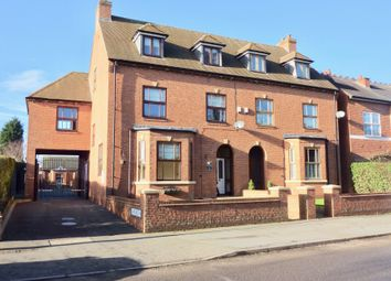 Thumbnail 5 bed semi-detached house for sale in Coventry Road, Coleshill, Birmingham