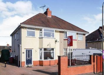 Thumbnail 3 bed semi-detached house for sale in Station New Road, Old Tupton, Chesterfield, Derbyshire