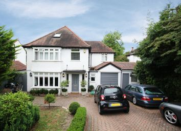 Thumbnail 4 bed detached house for sale in Hartley Down, Purely, Surrey