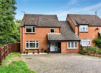 Thumbnail 4 bed link-detached house for sale in Peddlars Grove, Yateley, Hampshire