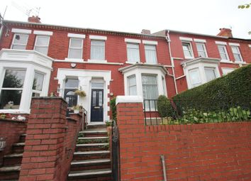 Thumbnail Terraced house for sale in Windsor Road, Barry