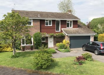 Thumbnail 4 bedroom detached house for sale in Arkwright Close, The Mount, Highclere, Newbury