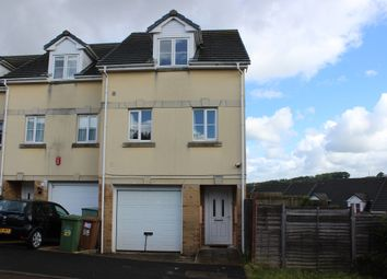 Thumbnail 3 bedroom end terrace house for sale in West Malling Avenue, Plymouth