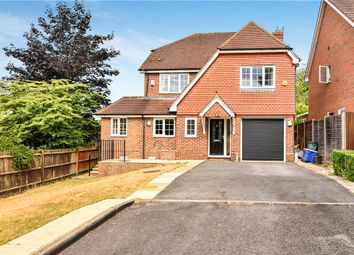 Thumbnail 4 bedroom detached house for sale in Thanstead Copse, Loudwater, High Wycombe