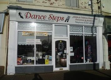 Thumbnail Commercial property to let in Dance Shoes / Dancewear Business, Albert Square, Fleetwood