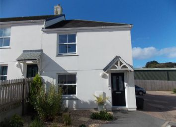 Thumbnail 3 bed end terrace house for sale in Wentworth Close, Southgate Street, Redruth