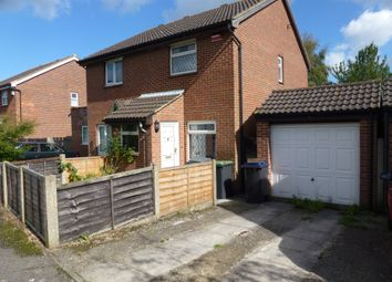 Thumbnail 2 bed semi-detached house to rent in Westgate Close, Canterbury
