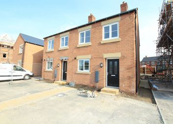 Thumbnail 2 bedroom semi-detached house for sale in Geneva Way, Biddulph, Stoke-On-Trent