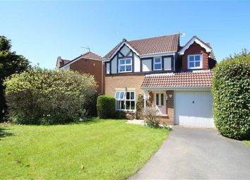 Thumbnail 4 bed detached house for sale in Hazel Grove, Longridge, Preston
