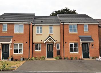 Thumbnail 2 bed mews house for sale in Knowles View, Talke, Staffordshire