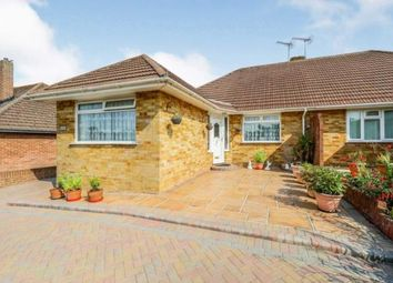 Thumbnail 3 bed bungalow for sale in Morelands Road, Purbrook, Waterlooville