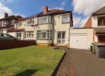 Thumbnail 3 bedroom semi-detached house to rent in Himley Crescent, Goldthorn Hill, Wolverhampton