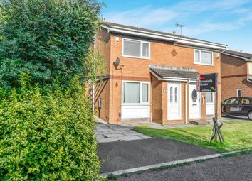 Thumbnail 2 bed semi-detached house for sale in Canterbury Close, Heaton With Oxcliffe, Morecambe, Lancashire