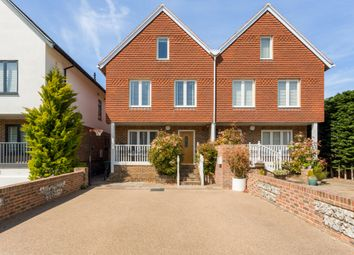 Thumbnail 5 bed town house to rent in The Street, Bramber, Steyning