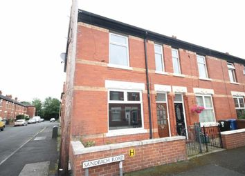 Thumbnail 3 bedroom terraced house to rent in Sandbach Road, Stockport, Cheshire