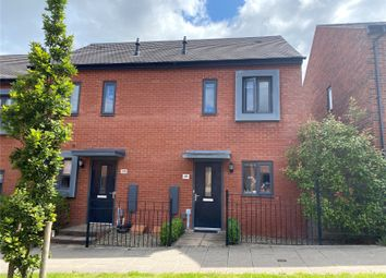 Thumbnail 2 bed end terrace house for sale in Birchfield Way, Lawley, Telford