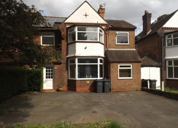 Thumbnail 5 bed semi-detached house for sale in Stechford Road, Hodge Hill, Birmingham, West Midlands