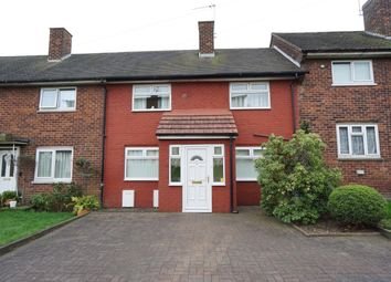 Thumbnail 3 bed terraced house for sale in Gervase Avenue, Lowedges, Sheffield