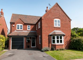 Thumbnail 4 bed detached house for sale in Willow Park Way, Aston-On-Trent, Derby