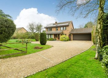 Thumbnail 4 bed detached house for sale in Banbury Lane, Fosters Booth, Towcester